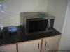 O microondas/forno