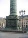 Monumento na frente do Ministério da Justiça