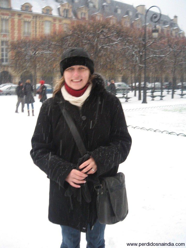 Neve é legal! :)