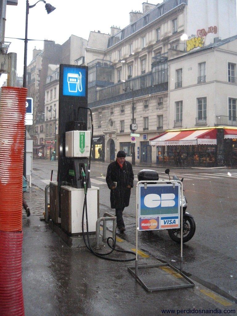 """Posto de Gasolina"""