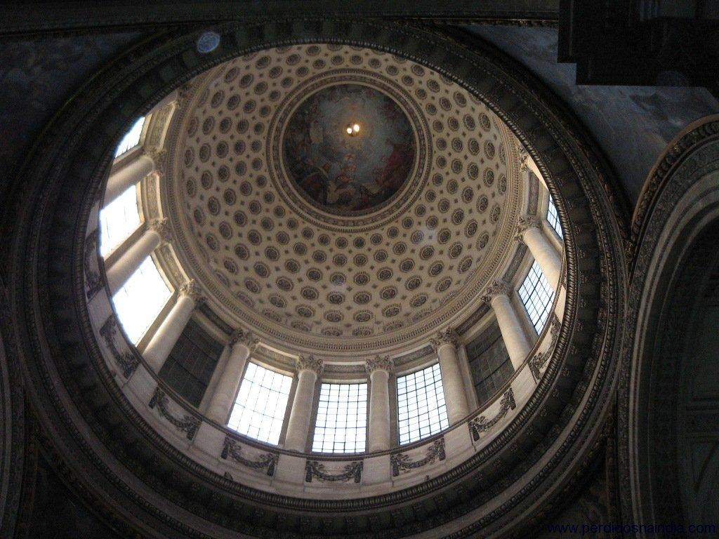 Fotos dentro do Pantheon