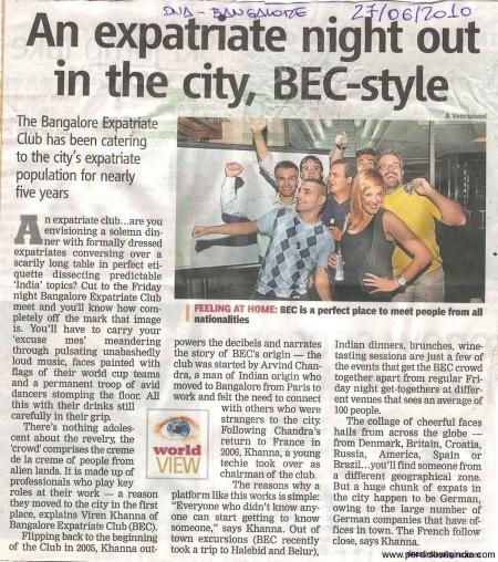 Jornal DNA 27/06/2010