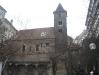 A igreja mais antiga de Viena