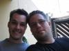 Self-picture minha e do João