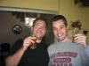 Eu e o João tomando uma cerveja!