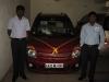 Suresh e o Motora e o carro novo