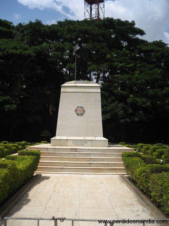 Estátua de Mahotma Gandhi